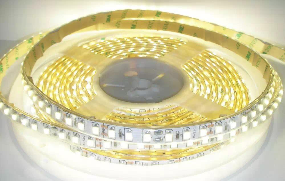 600 LED (3528SMD) IP65 kültéri LED szalag 5m, középfehér