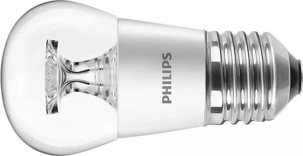 Philips CorePro 5,5W LED körte E27 (melegfehér)
