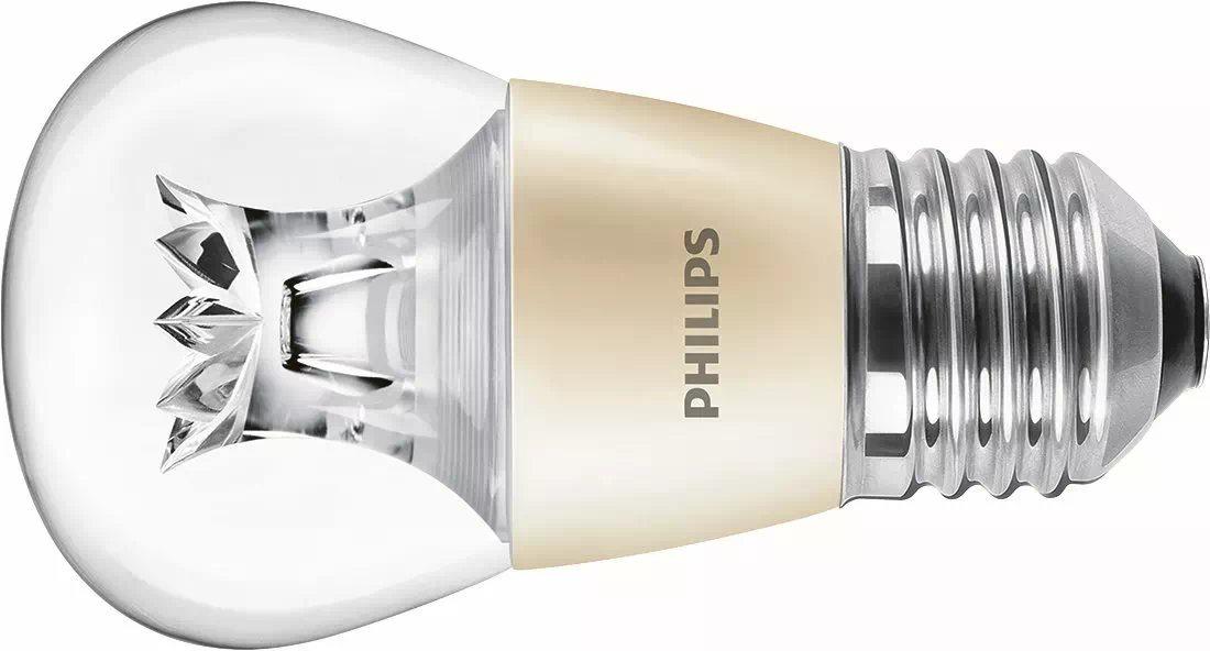 Philips Master 6W DimTone fényerőszabályozható LED körte E27 (melegfehér)